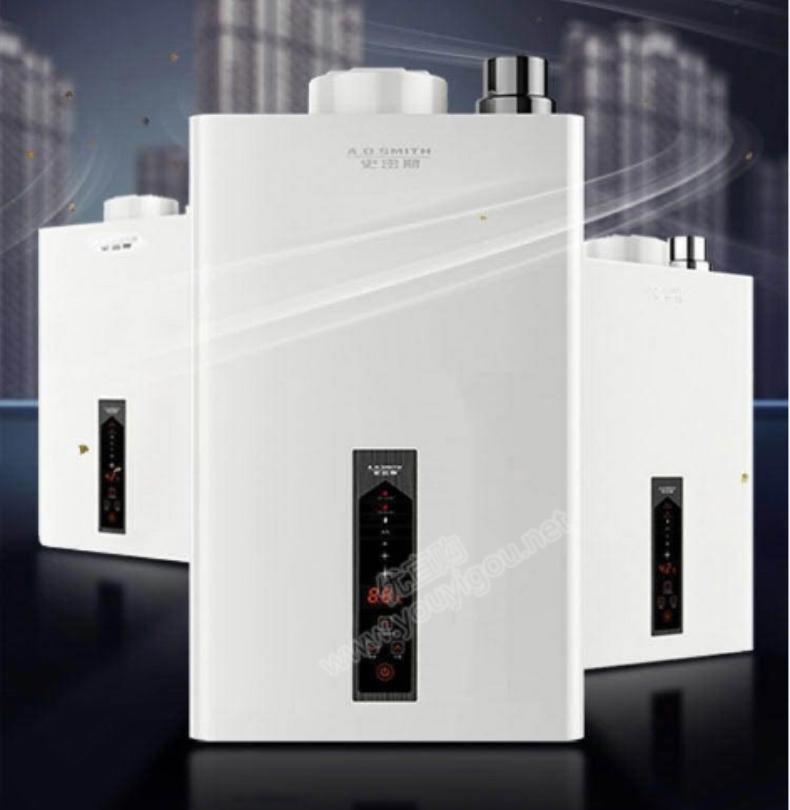 史密斯 专为高层设计防一氧化碳中毒的燃气热水器JSQ-HS-CW
