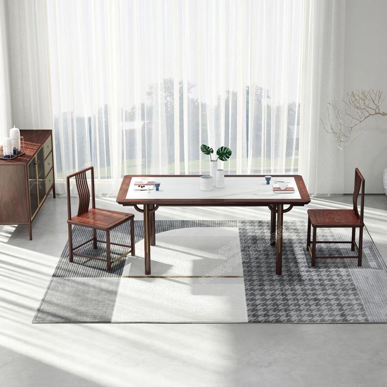 联邦家私 舒雨YS2063餐台/椅