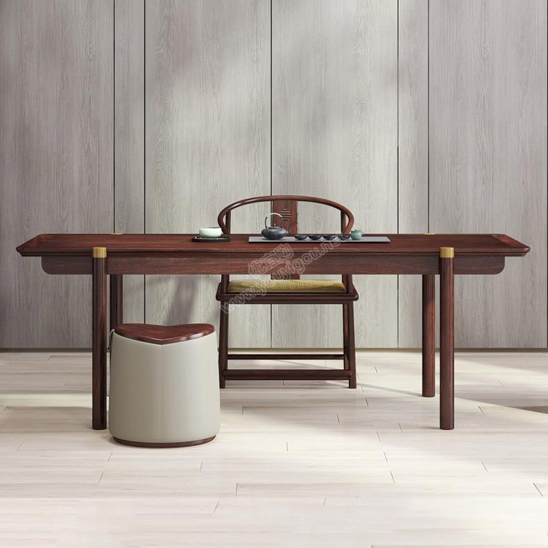 济南联邦家私 舒雨YS2061茶台椅