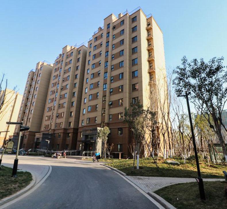 唐冶 绿地城