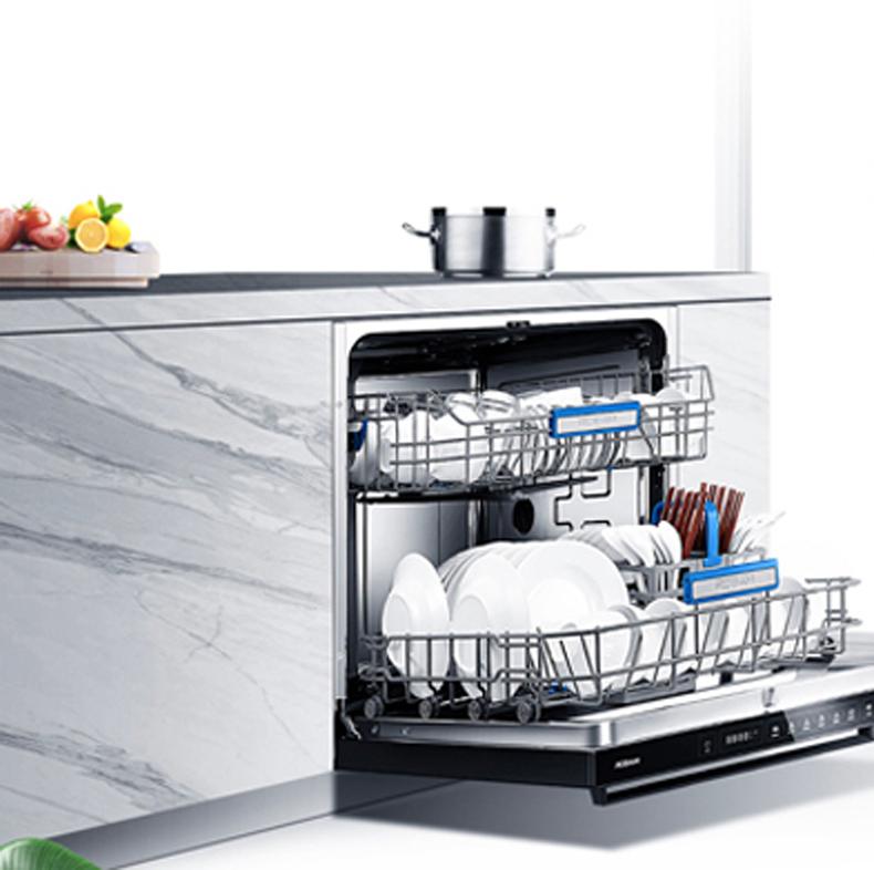 老板 洗碗机 WQP12-W735