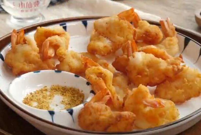 济南鲜虾虾片