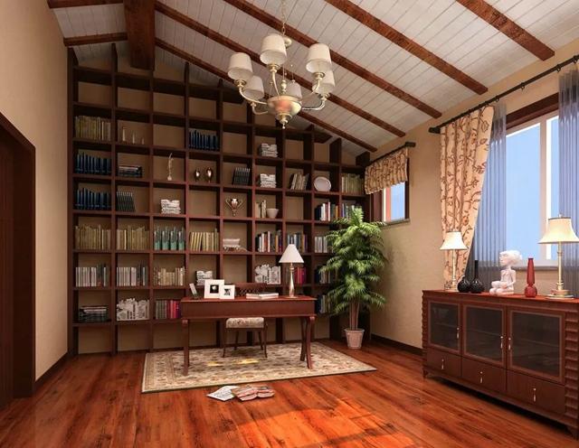 别墅设计丨最是书香能致远,腹有诗书气自华