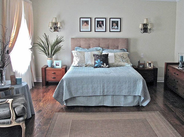 卧室地板用什么材质,铺什么颜色好呢?