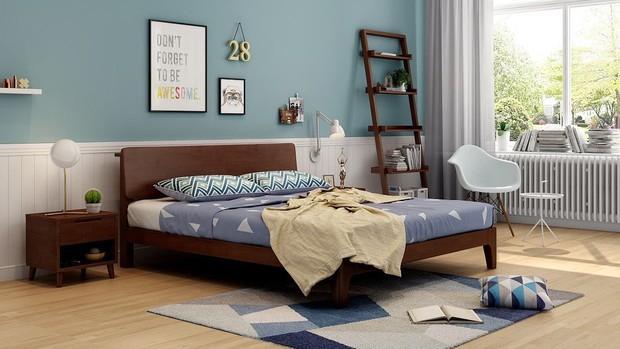 卧室怎么搭配才好看,教你几招get治愈系卧室