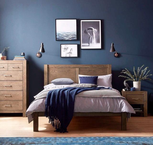 卧室颜色搭配指南,不知该如何配色的话,快来看看吧!