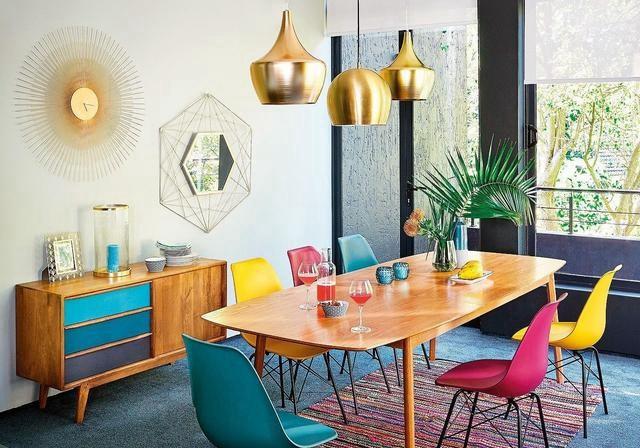 餐厅颜色搭配技巧,为您营造一个舒适的用餐环境