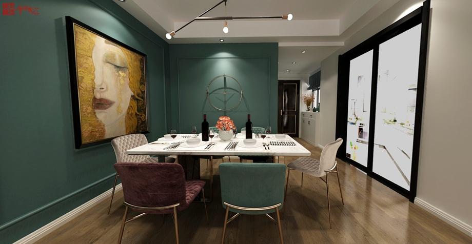 4大空间的装饰画效果,教你新房如何选择装饰画