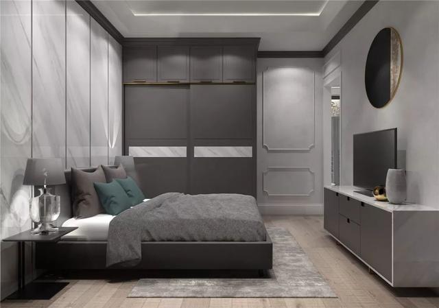 超级好看的卧室配色 提高档次拯救你的睡眠质量