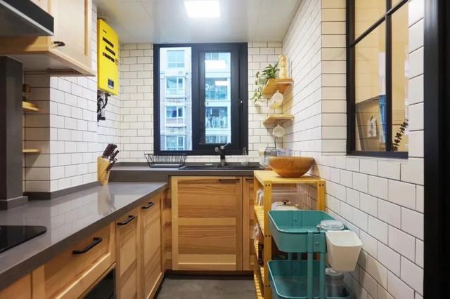 厨房做高低台,做饭一点都不累人,快来看看吧!
