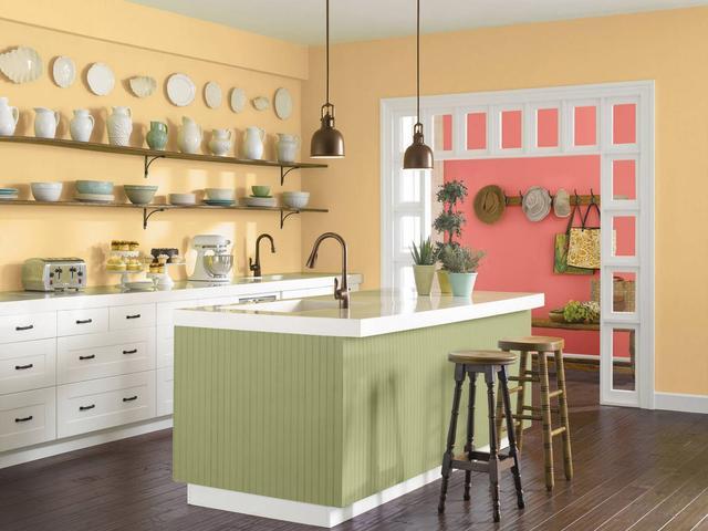 室内装修颜色的搭配,你值得一看的装修干货!