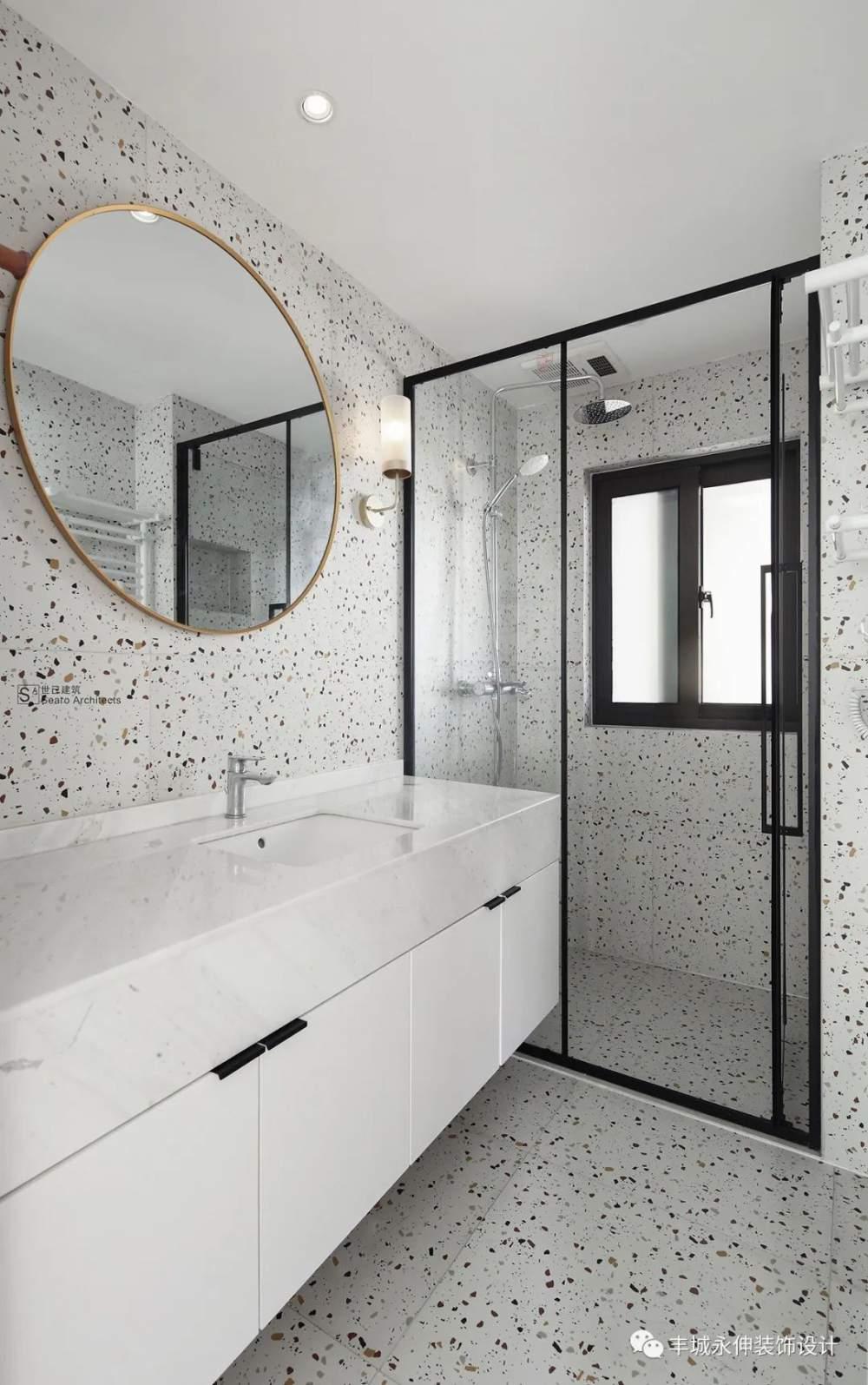 永伸装饰 | 100㎡白色极简住宅改造