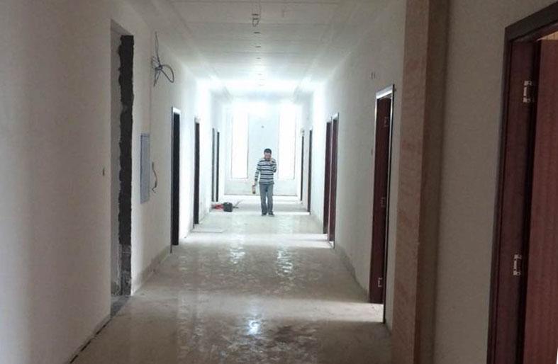 博拉沃藝術培訓學校室內精裝修工程