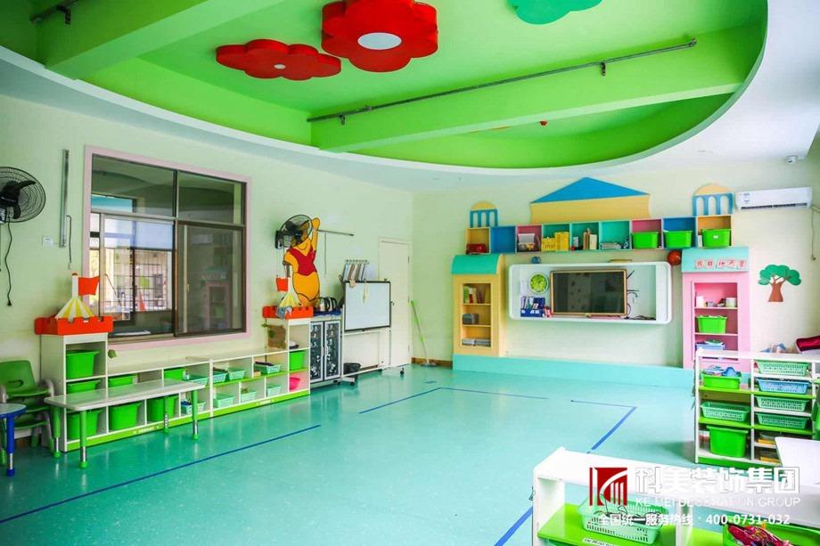 娄底装修案例幼儿园