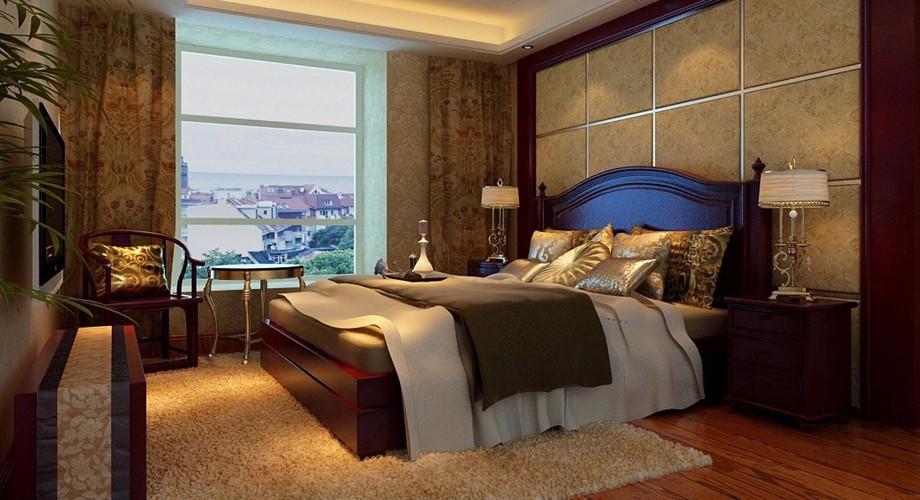 北京装修案例中式风格3