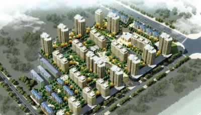 北京装修方案户型:三居 3#E户型
