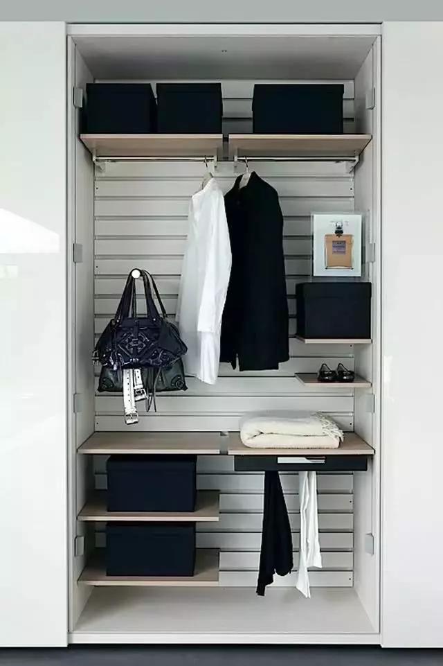 衣柜的空间收纳