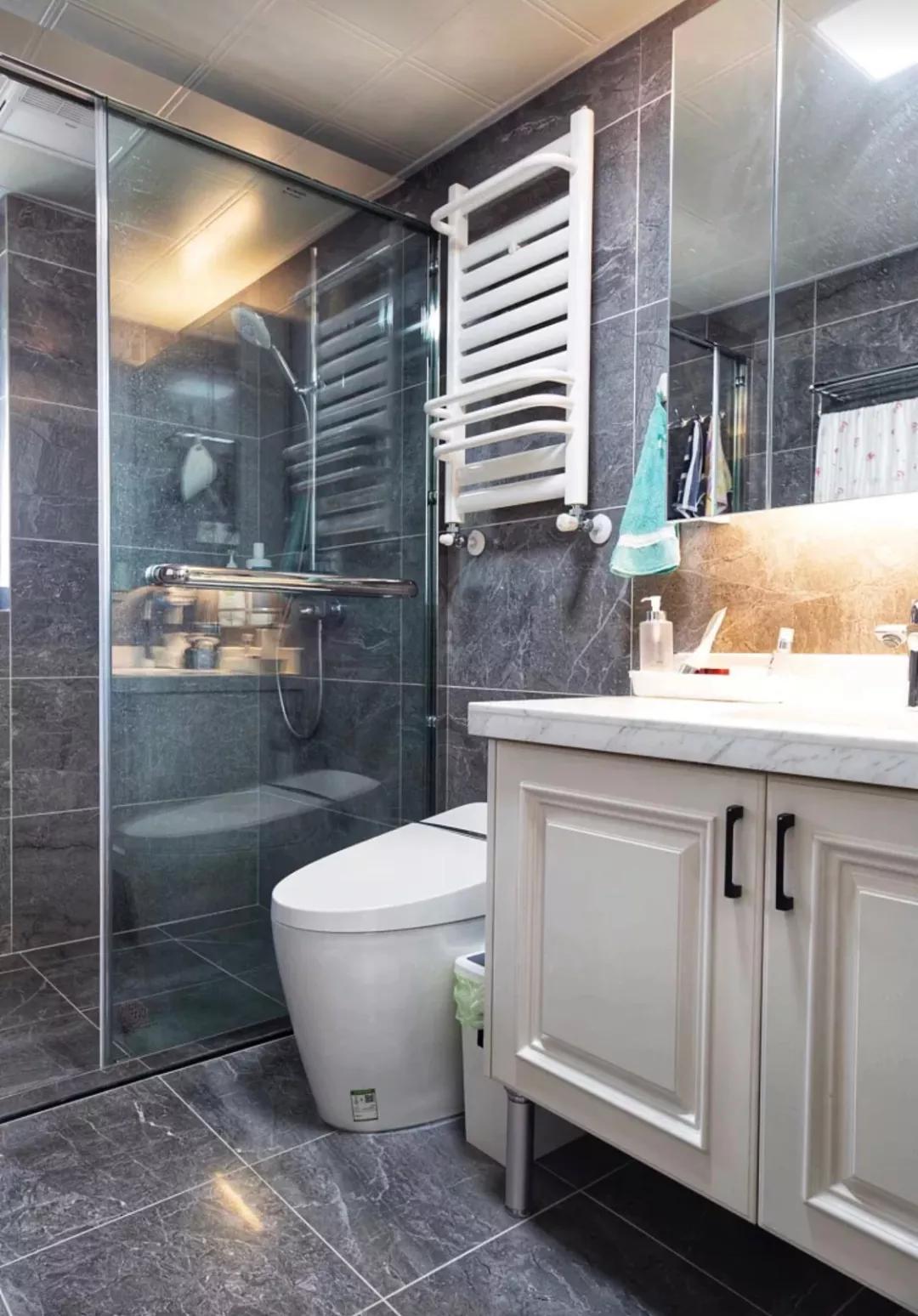 卫生间瓷砖铺贴设计