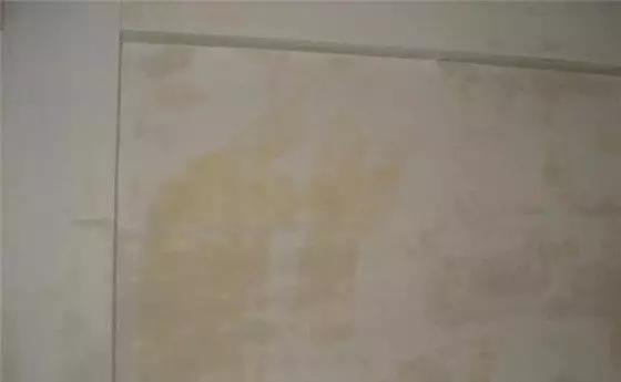 墙面装修问题开裂、起皮、变色、渗水大汇总!