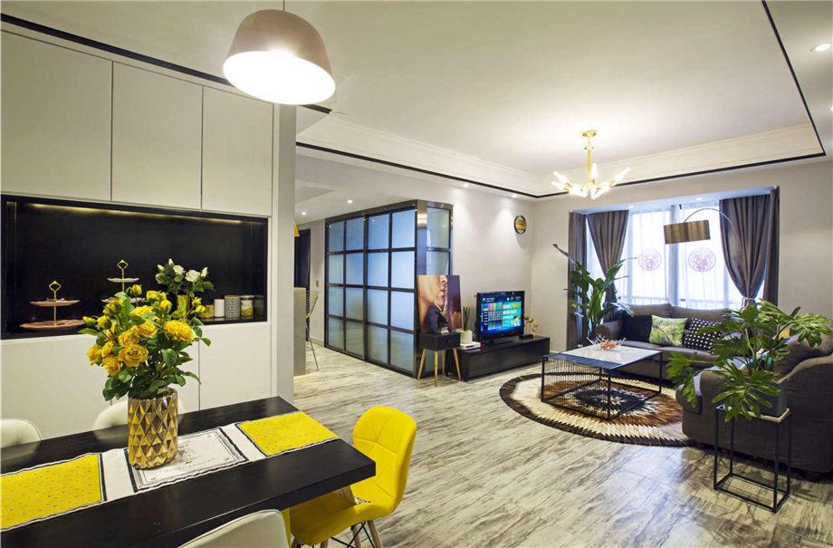 深圳宜居空间装饰与您分享浅色木地板的选择搭配与保养方法