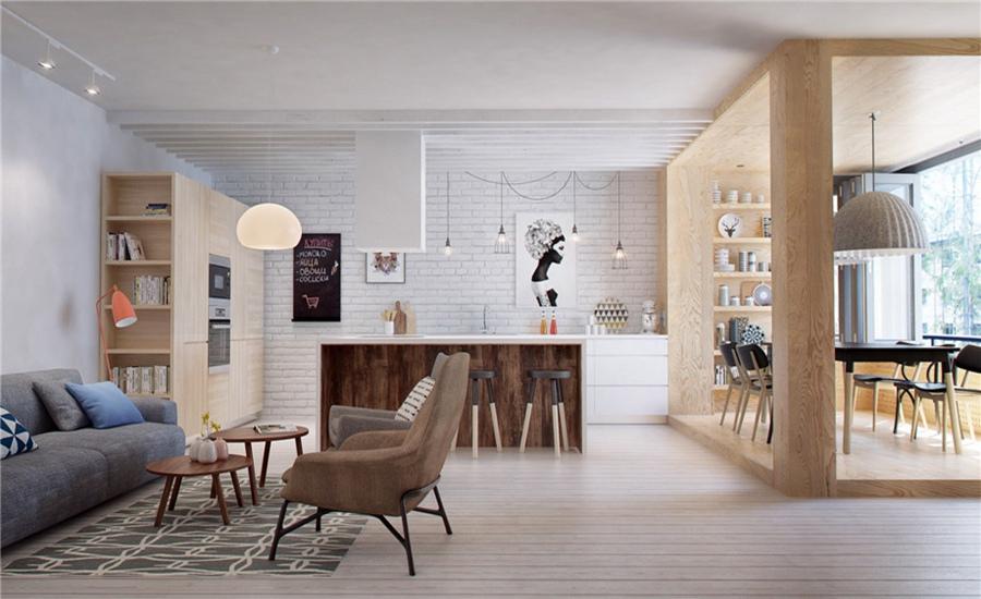 麗江福星裝飾的資深設計師教你如何選對客廳地磚!
