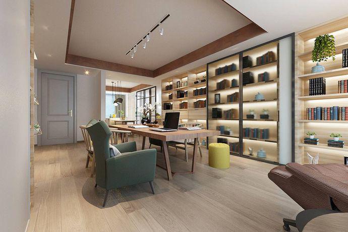 邦泰中心  现代简约风惬意三居室