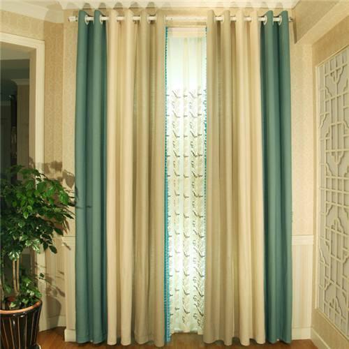 主卧窗帘适合什么颜色呢?