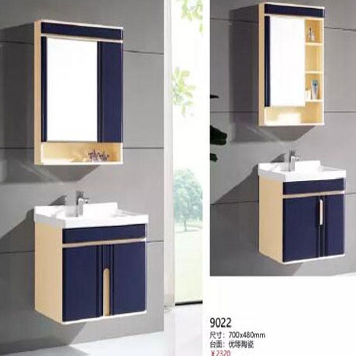 乐山装修材料洗面柜