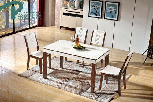 乐山装修材料弟朗家私餐桌椅
