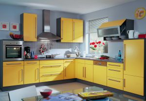 无限创意巧妙增加厨房弹性