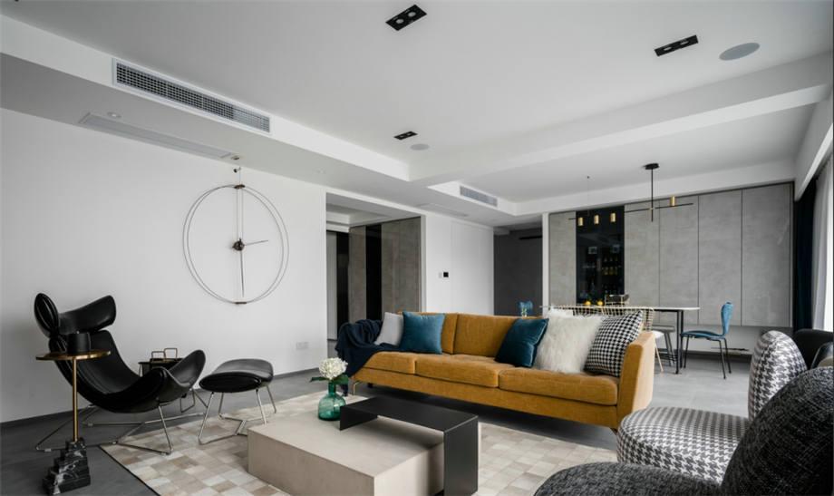 乐山优秀设计师教您掌握客厅的家居装修五大元素