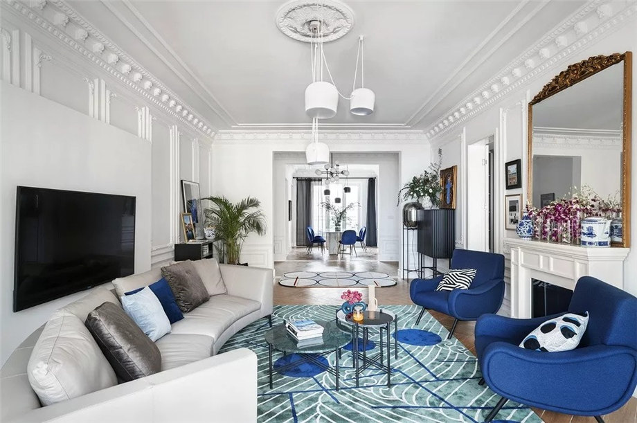 170m² 法式风格,浪漫,邂逅一个我最想要的温馨家!