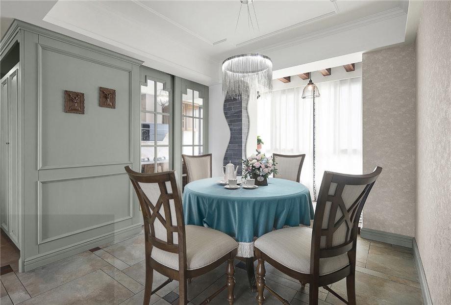 142m²简欧风格住宅,浪漫温馨