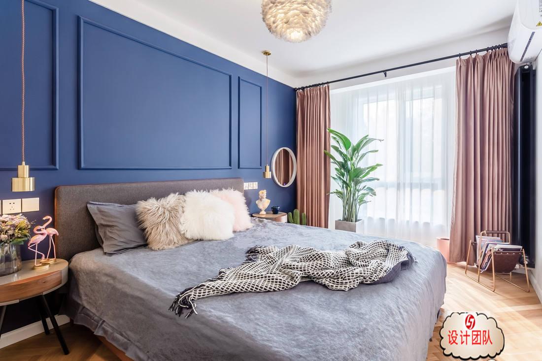 现代简约两居室,90m2 却拥有 120m2 的通透性