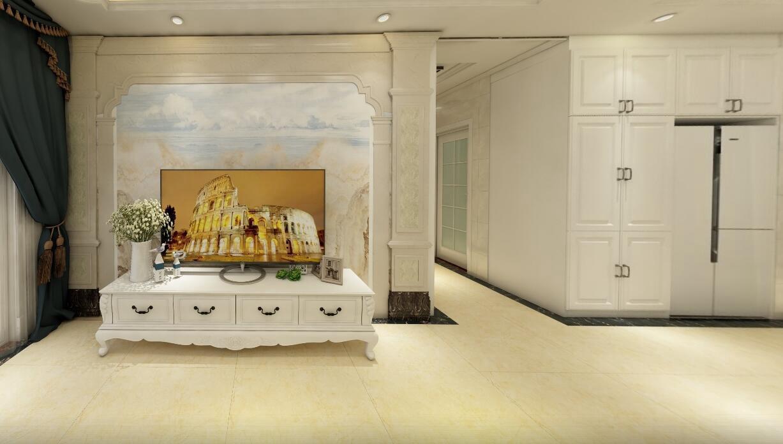 六安预约参观工地凯旋名门 欧式婚房豪华装修