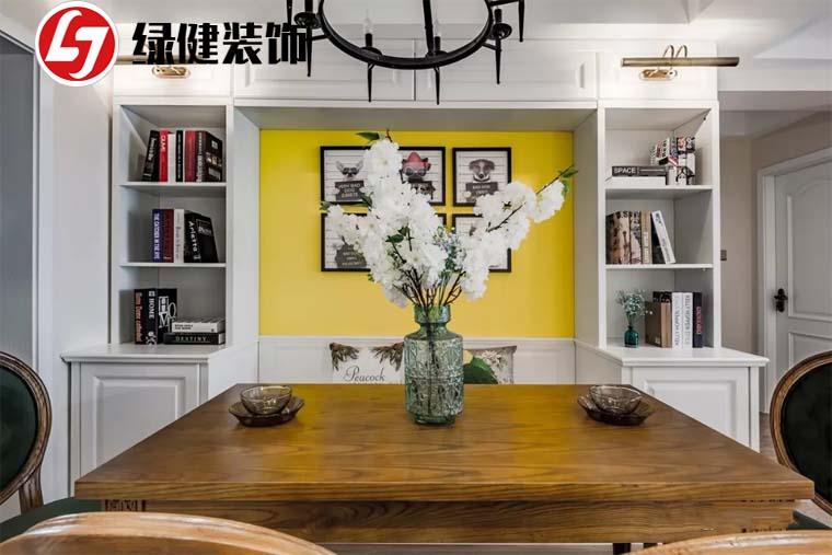 【六安绿健装饰】——纠结墙面颜色?33个不同颜色的家给你参考
