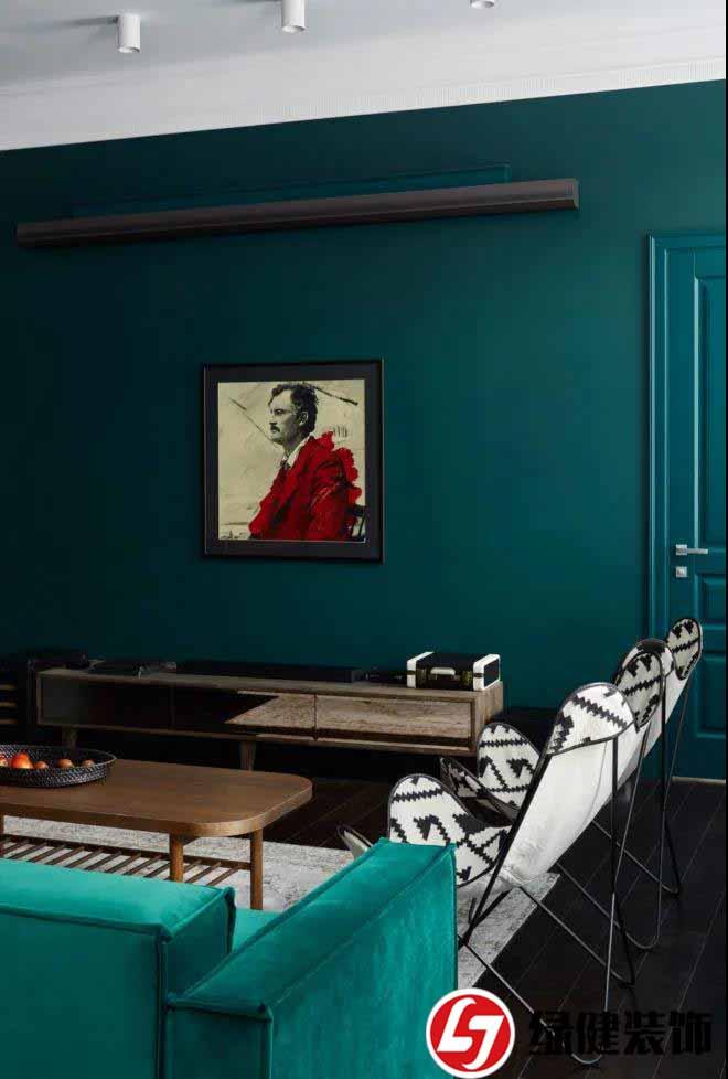 【六安绿健装饰】——室内深色地板搭配全攻略