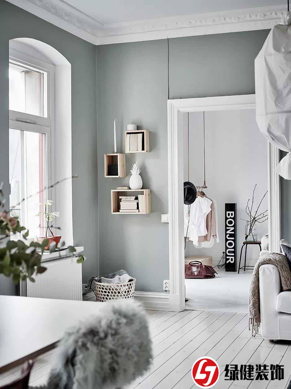 【六安绿健装饰】—— 关于收纳存储的8个提示和想法,让你的家始终保持美好