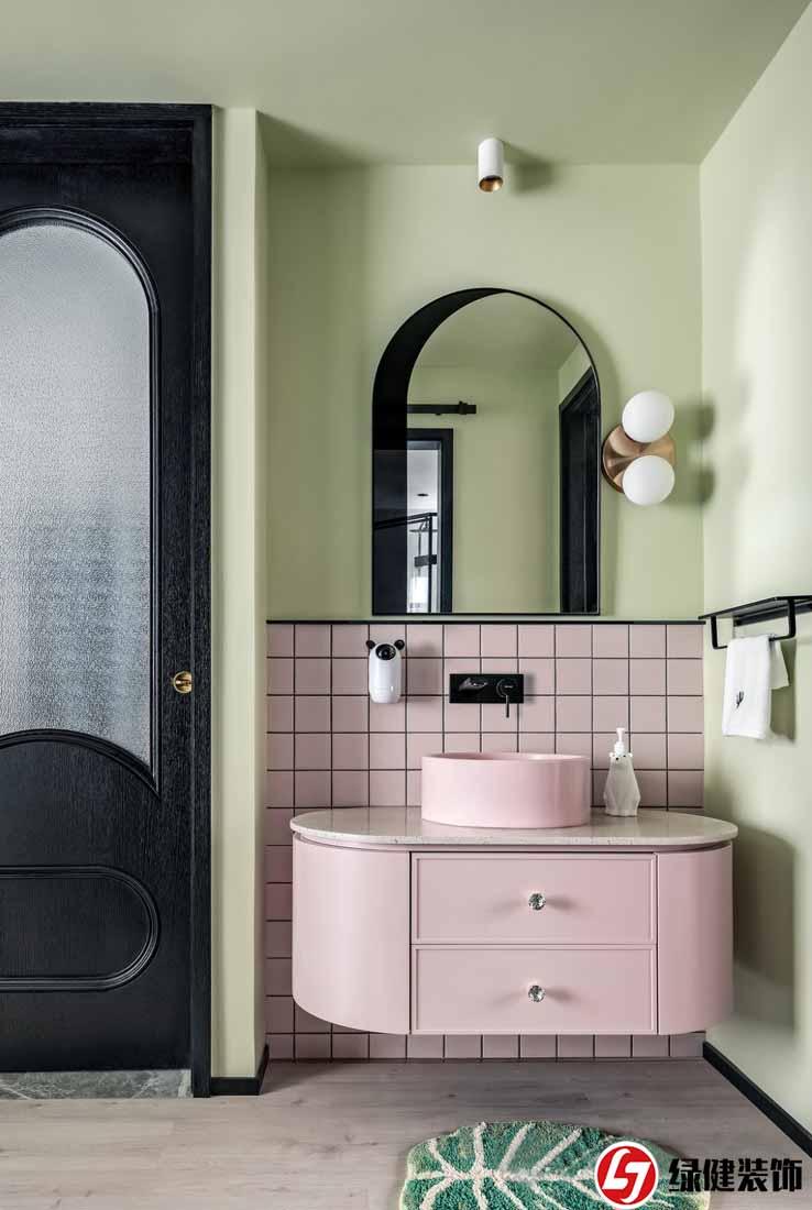 【六安绿健装饰】——时尚自然的疗愈之家