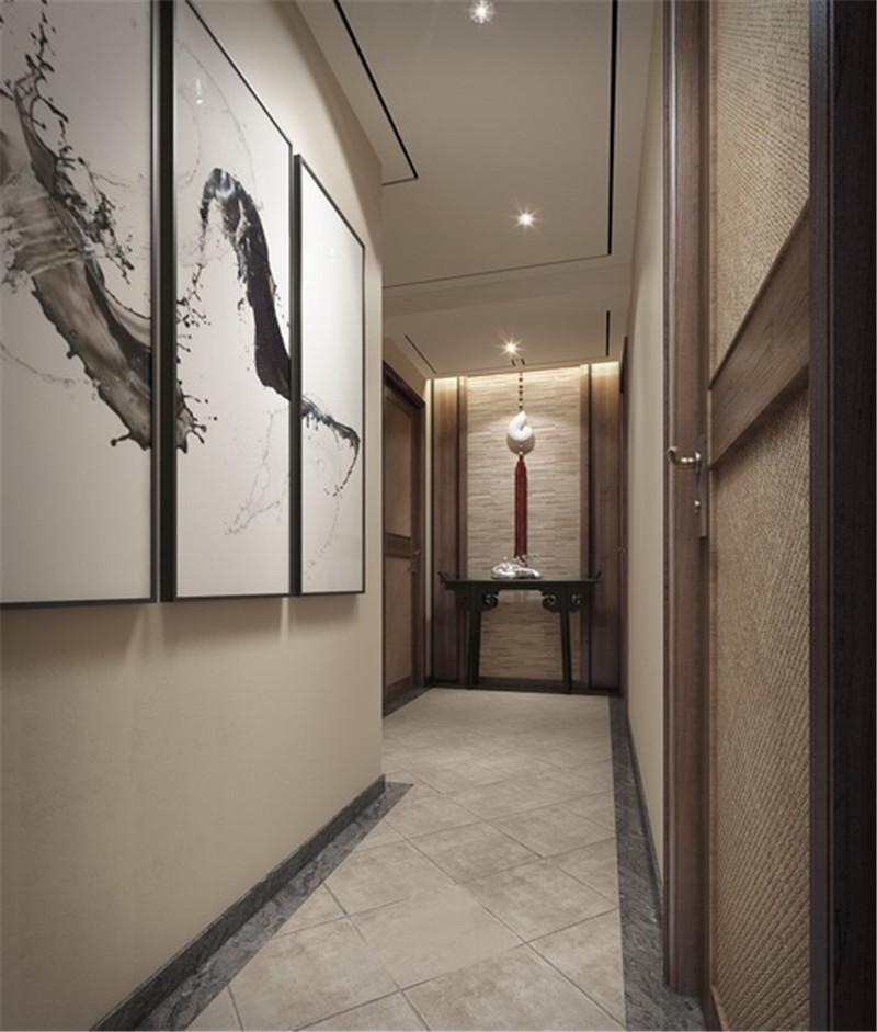 新中式办公室,领略传统之美。