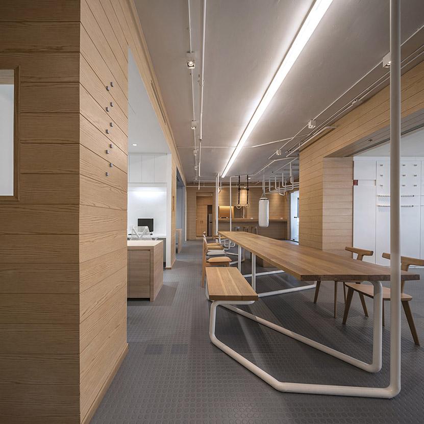 北欧风格办公空间