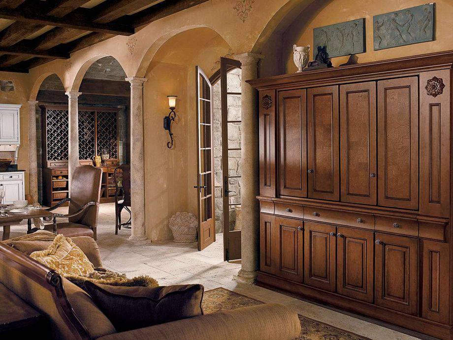 实木家具搭配方法有哪些?