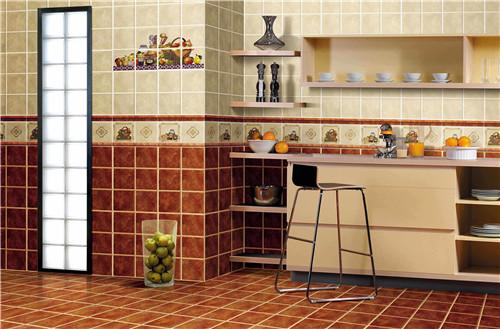 适合厨房里的瓷砖颜色该怎么选择?