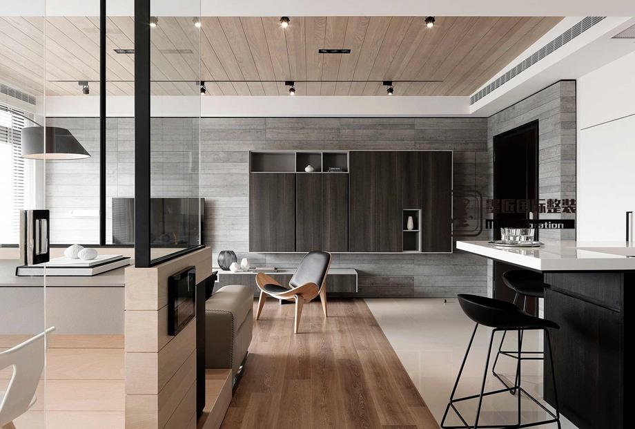 台式风格——三室两厅