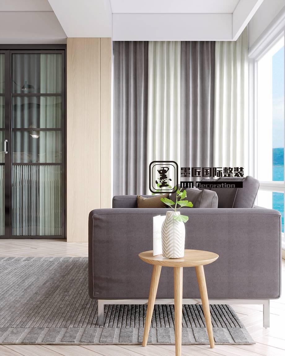 台式风格——两室两厅