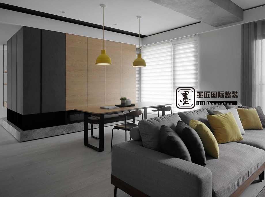 台式风——三居室