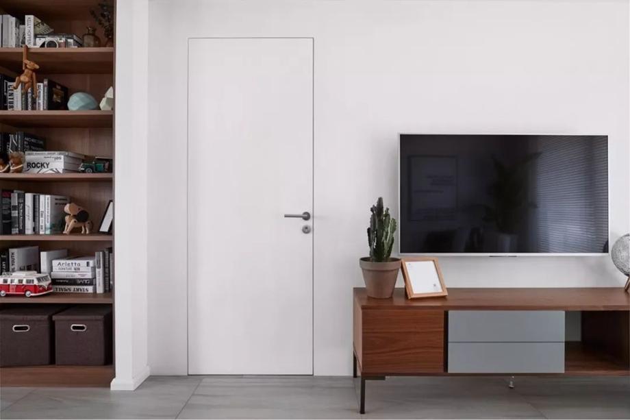 小户型的卧室门,可以挑选这几款,百搭又好看。