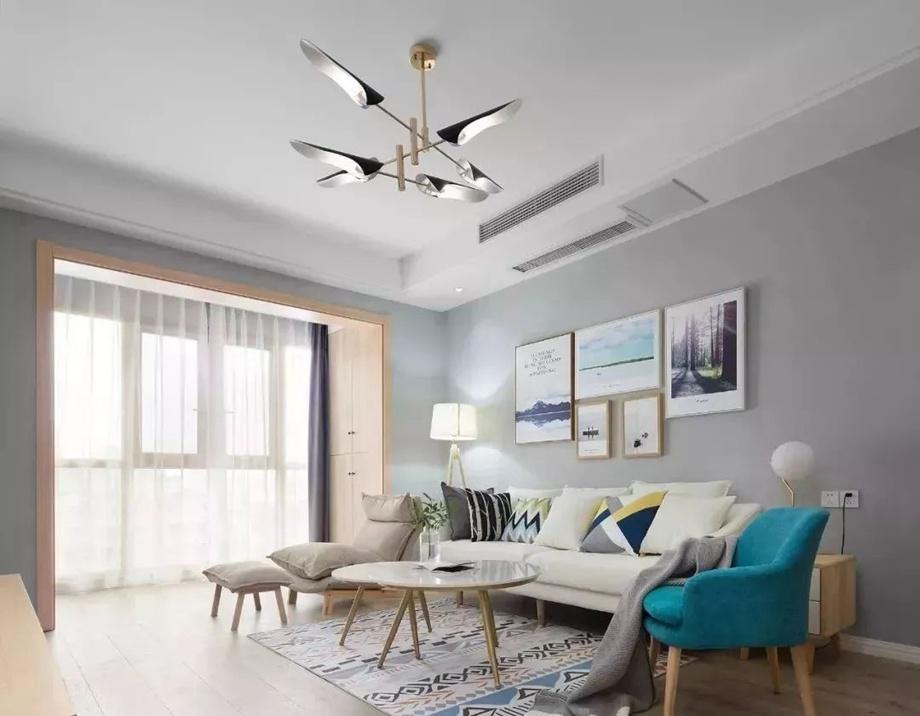 83平的小户型二居室,你想要的时尚设计,这里都有