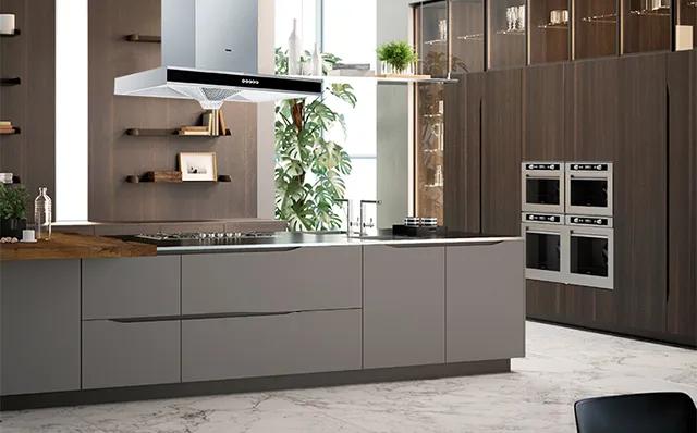 油烟机是厨房比较重要的家电,到底该装怎样的呢?