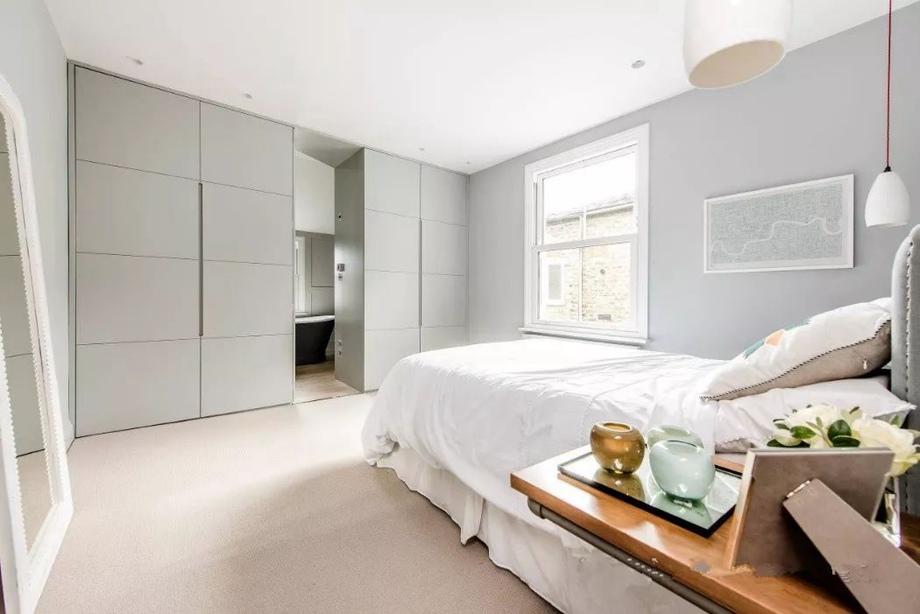16款卧室衣柜经典设计,这样装修好看到逆天!
